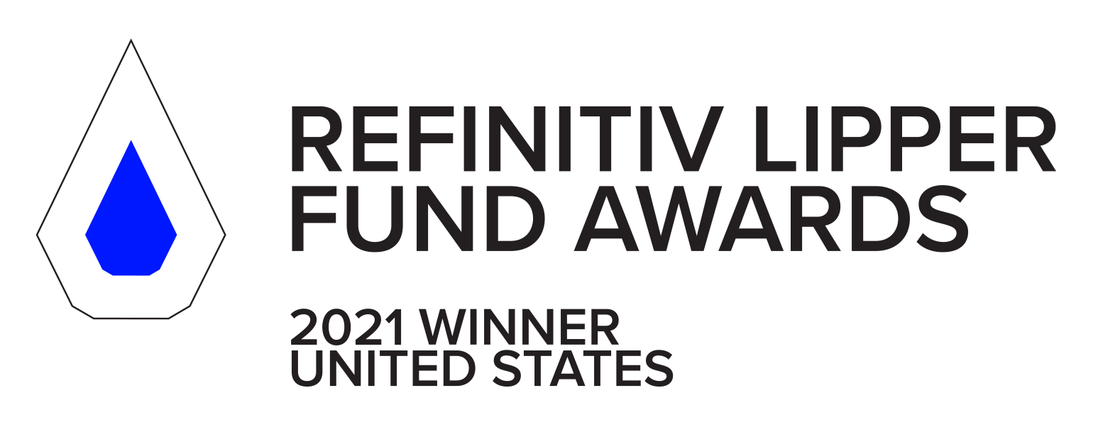 Refinitiv Lipper Fun Awards - 2021 Winner United States