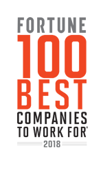 Fortune 2017 Best Companies to Work For Logo
