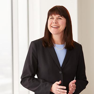Photo of female Baird PWM Associate