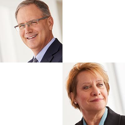 Two individual portraits Baird PWM Associates