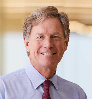 Steve Booth, President & Chief Executive Officer