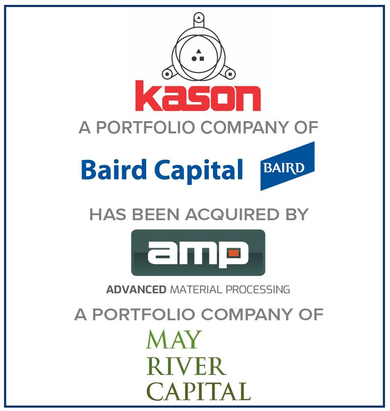 Kason Aquired By AMP