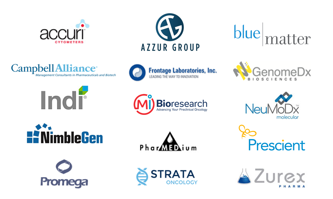 Baird Capital Pharmaceutical Services Select Investment Experience Logos