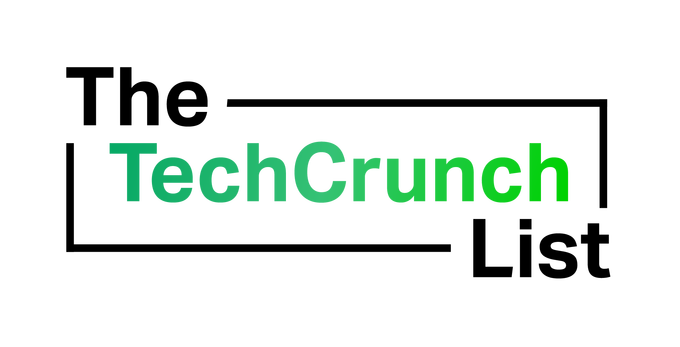 The TechCrunch List