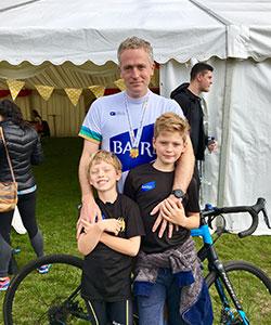 2017 Charity Triathlon
