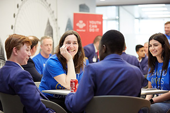 Prince's Trust Event - Baird Associates and Students