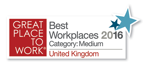 2016 UK Best Workplaces