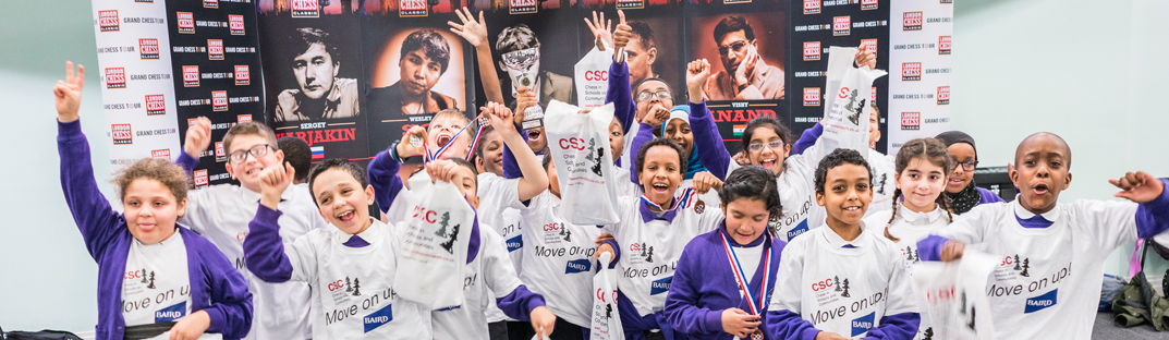 Chess in Schools and Communities - London