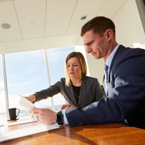 Bret Dietz & Elizabeth Weinkauf - Baird PWM Associates