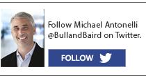 Follow Bull & Baird on Twitter