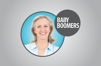 Female Baby Boomer