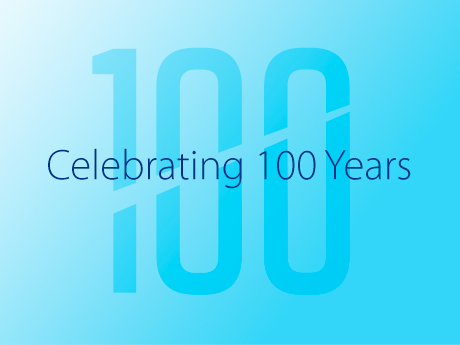 Baird 100th Logo