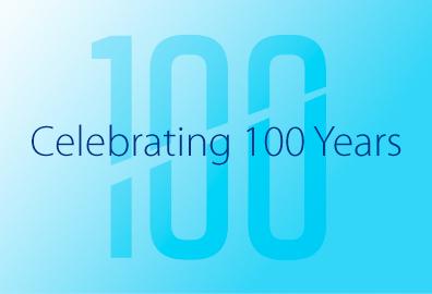 Baird 100 logo