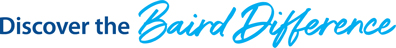 Discover the Baird Difference Logo