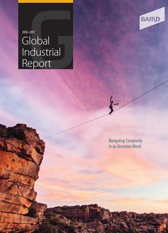 2016-2017 | Global Industrial Report