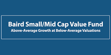 Advantages of Baird's Small/Mid Cap Value Strategy