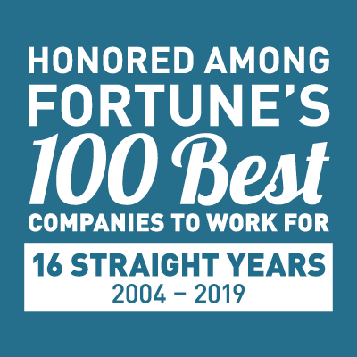 Fortune Honored 16 Years