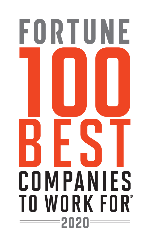 Fortune Best Companies to Work For 2020
