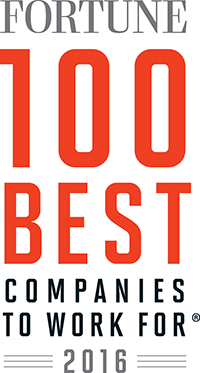 Honored Among Fortune's 100 Best