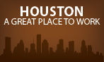 Houston A Great Place to Work