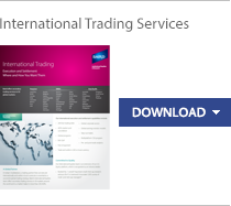 International Trading Flyer