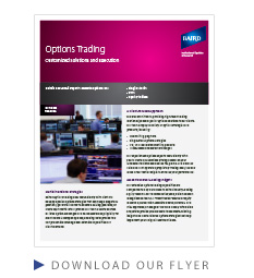 Options Trading Flyer