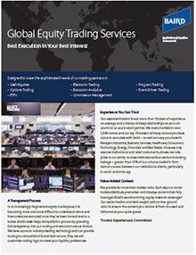 Cash Equity Trading