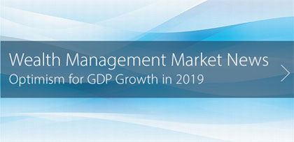 Optimism for GDP Growth in 2019
