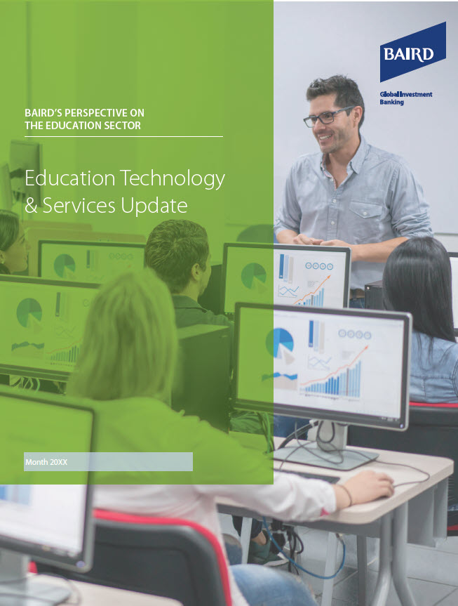 Education Technology & Services