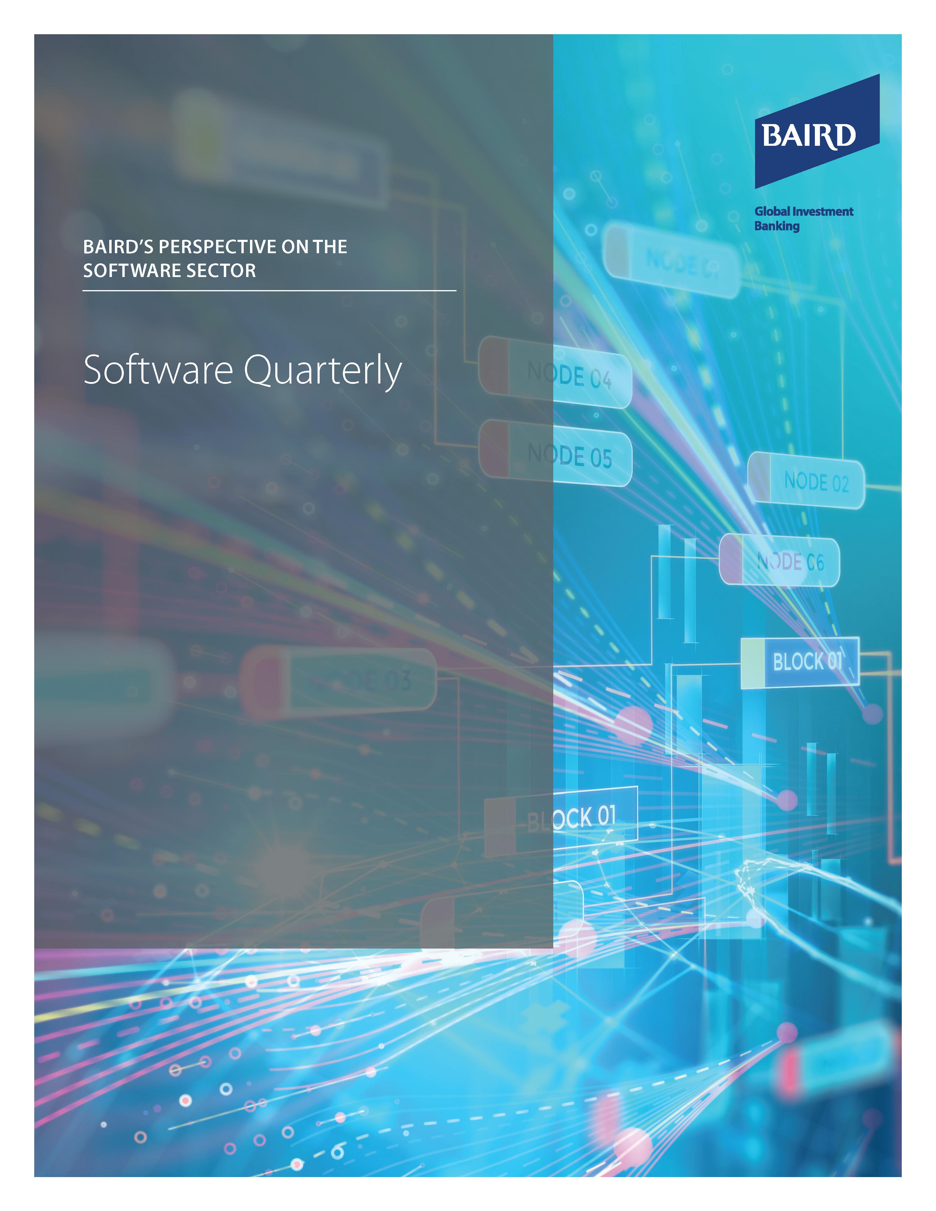 SOFTWARE Quarterly