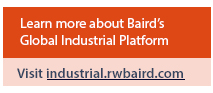 Learn more about Baird's Global Industrial Platform.