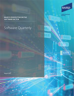 Software Quarterly Update