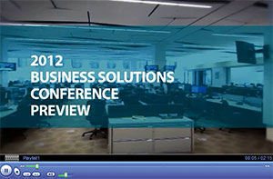 2012 Business Solutions Conference Preview