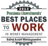 Pensions & Investments' Best Places to Work