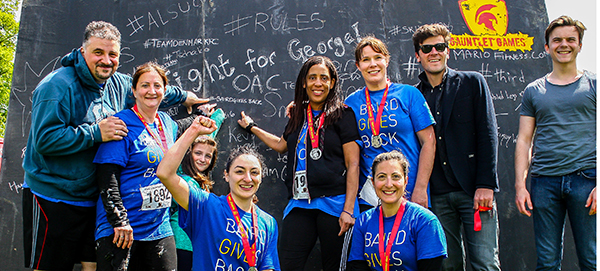 2016 Baird Gives Back Week London