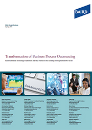 Business Process Outsourcing Report