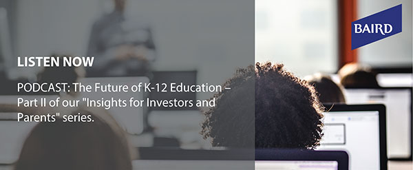Podcast: The future of K-12 Education