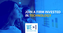 Join a Firm Invested in Technology