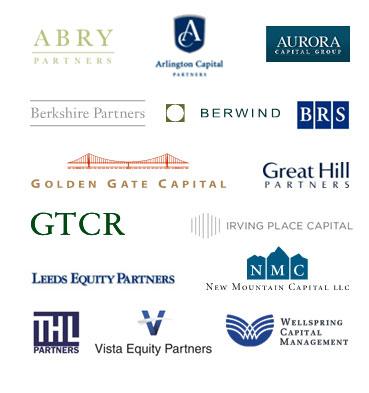 Selected U.S. PE Firms