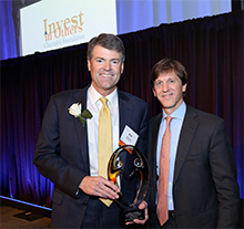 Rob Shick and Dan Arnold, President of LPL Financial