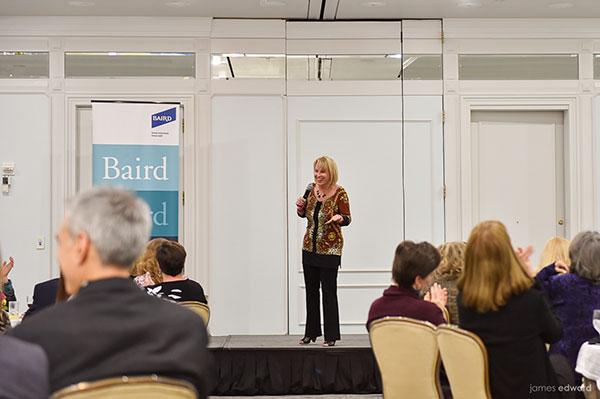 Baird Women Advisors Event
