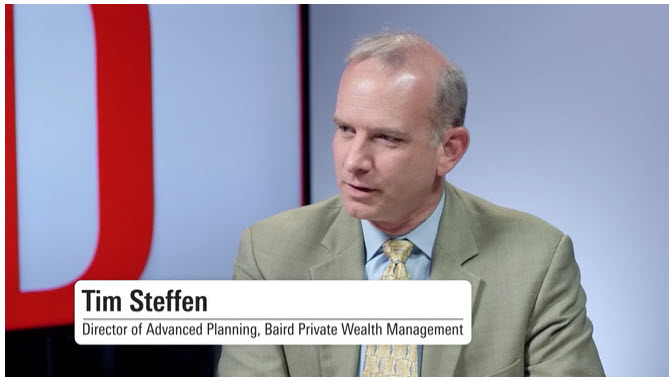 Tim Steffen on Morningstar