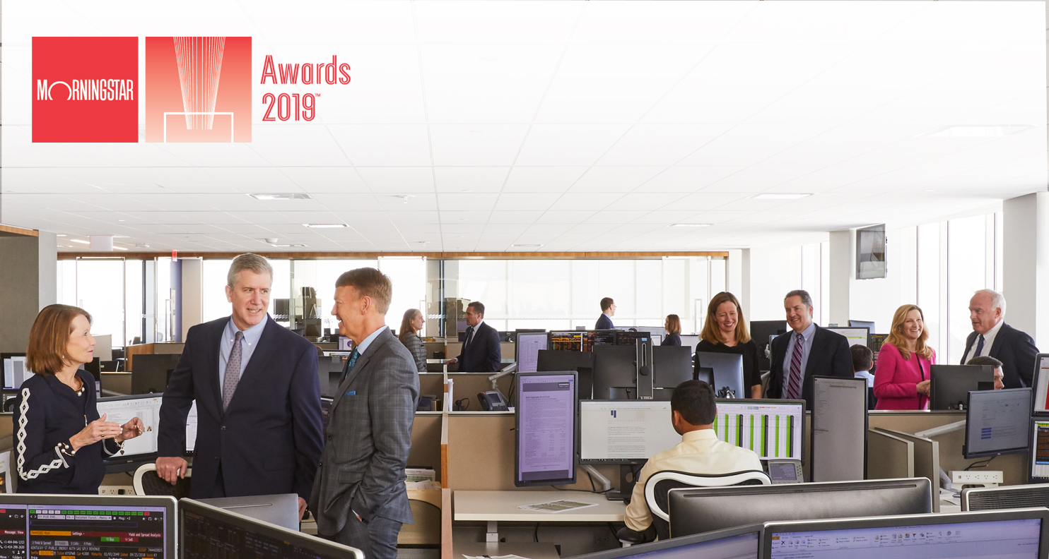 Stanek Named Nominee For 2019 Morningstar Outstanding Portfolio Manager Award