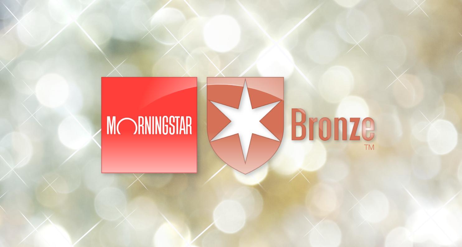 Morningstar Analyst Report Bronze