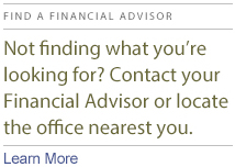 Find a Baird Financial Advisor