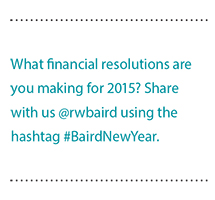 2015 Financial Resolutions