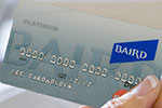 Baird Debit Card