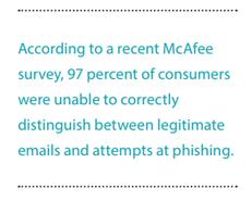 McAfee Survey Results