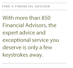 Find a Financial Advisor