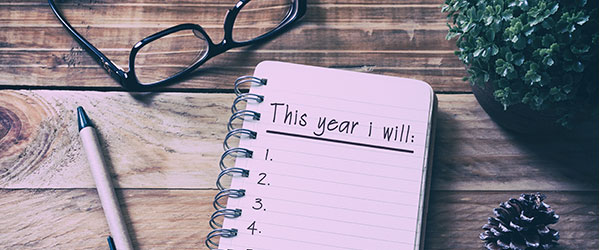 Four Financial Resolutions